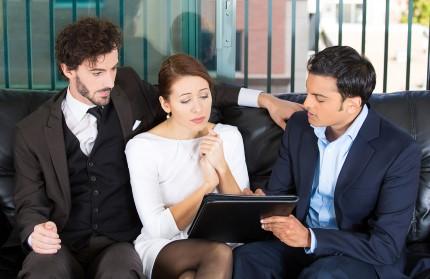פגישת ייעוץ לפני לקיחת משכנתא